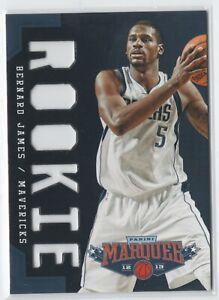 2012-13-Marquee-Laser-Cut-Group-III-Rookies-353-Bernard-James