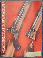 Vintage Magazine American Rifleman, NOVEMBER 1954 !!! B.S.A. Varmint RIFLE !!!