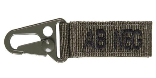 Mil-Tec Taktischer Keyholder Blood Schlüsselanhänger Schlüsselhalter