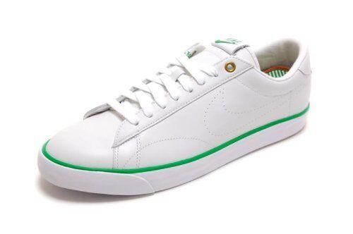 NIKE Tennis Classic AC Neu Gr:40,5 US:7,5  White Weiß Leather Leder Sneaker