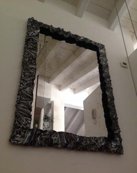 CADRE Fer Forgè Miroir Photo . avec ou ou ou sans LED . Créations personnalisées . 850 | Prix Très Raisonnable  c2b8f4