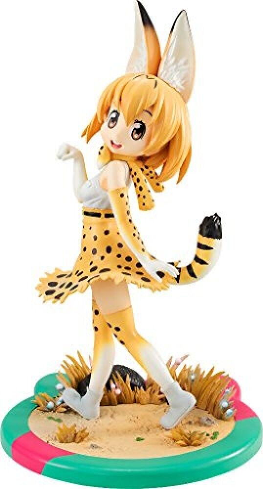 Kemono Friends Serval 1 7 scale PVC painted finito  cifra  negozio online outlet