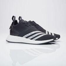 b1b70ce531d8 BB2978 Adidas Men White Mountaineering NMD R2 Primeknit black footwear white  7