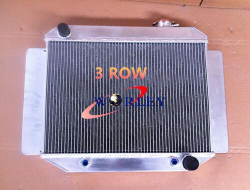56MM Aluminium Radiator for Holden Kingwood HG HT HK HQ HJ HX V8 Auto AT