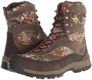 New in Box Danner Men's High Ground 8  Realtree Xtra Hunting Boot 11.5 EE 46222