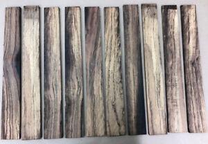 ALBINO-Ebenholz-Griffbrett-Ebony-Fingerboards-Tonholz-Tonewood