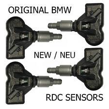 4x BMW F01 F06 F10 F13 F25 F30 F32 RDK RDC SENSOR REIFENDRUCKSENSOR 6798872 NEW