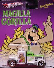 Hot Wheels Pop Culture Hanna Barbera Magilla Gorilla Custom Convoy