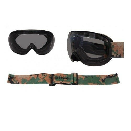 MASK MASK MILITARY SMOKE LENSES LENS ETHEN MILHOOK04F