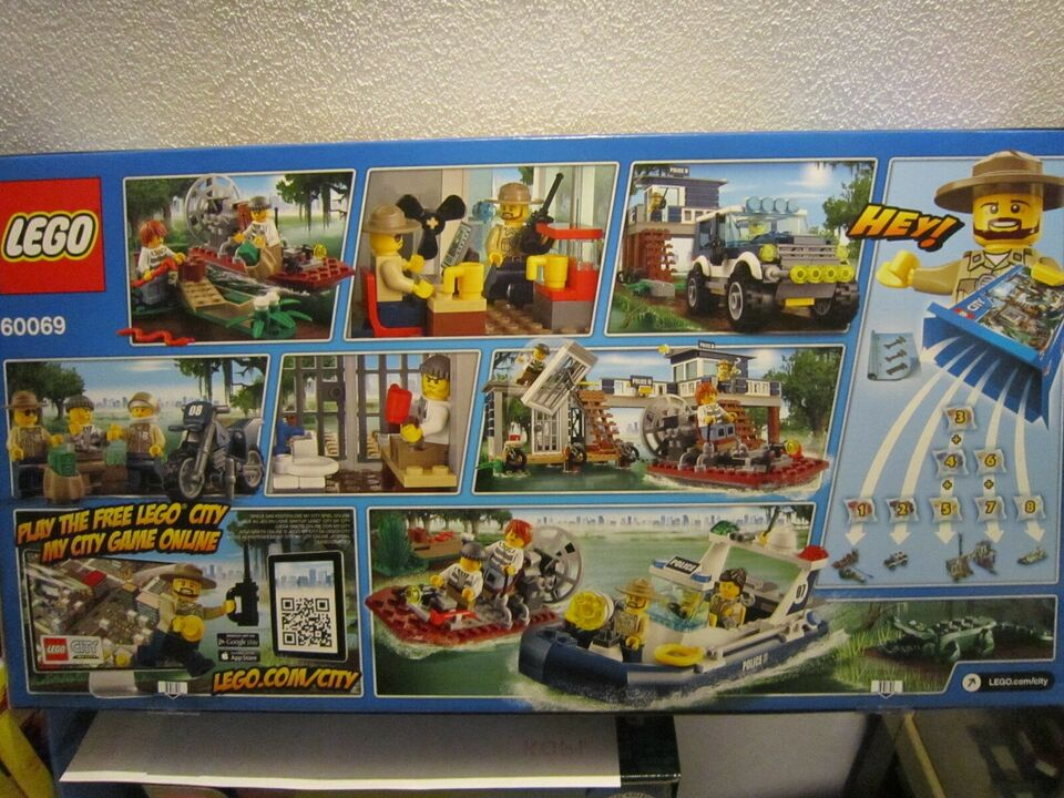 Lego City, 60069