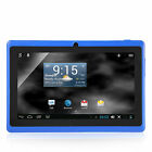 "SALE CA 7"" Google Android 4.2 Tablet PC MID for Kids Children 4GB Dual WIFI blue"