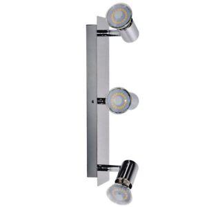 Details zu LED Wand Strahler chrom Lampe Badezimmer Beleuchtung Spots  Briloner 2290-038
