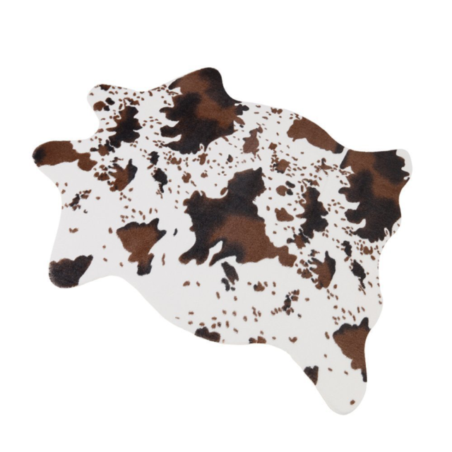 Cowhide Rug Cowskin Hide Carpet 3 6x2