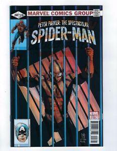 PETER-PARKER-SPECTACULAR-SPIDER-MAN-290-LENTICULAR-COVER-NMT-1ST-PRINT-MARVEL