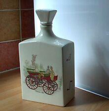 Limburg VINTAGE CARS Liqueur Bottle, shabby chic vintage retro