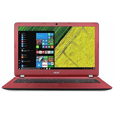 Acer Aspire ES 15.6 Inch Celeron 8GB 1TB Laptop - Red. The Official Argos Store