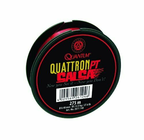 Quantum 0.40mm, 1600M, SalsaLine, Fishing Equipment
