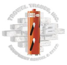 Masonry Core Drill Bit 1 Heavy Duty Orange Core Bore Bdh1000 Dry Core Bit