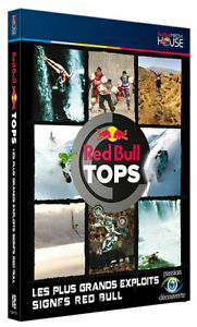 RED-BULL-TOPS-Les-plus-grands-exploits-signes-Red-Bull-DVD-NEUF-SOUS-BLISTER