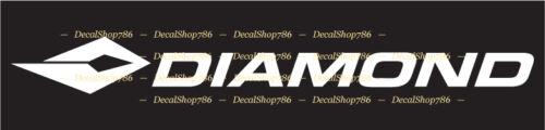 Diamond Bows-Outdoor Sports//Tir à l/'arc//chasse-Vinyl Die-Cut Peel N /'STICK AUTOCOLLANT