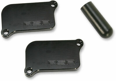 POWERSTANDS RACING Air Injection Block Off Plates 02-01350-22