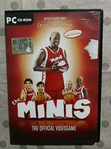 PC-CD-ROM-THE-MINIS-THE-OFFICIAL-VIDEOGAME-VERSIONE-ITALIANA