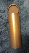 75 Squeeze Pop Top 60 Dram Prescription Container Vial Rx Pill Bottle Tubes gold