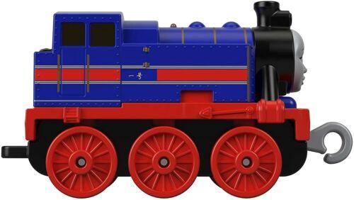 Thomas /& Friends GDJ53 Trackmaster Hong Mei Push Along Toy Engine Multicoloured