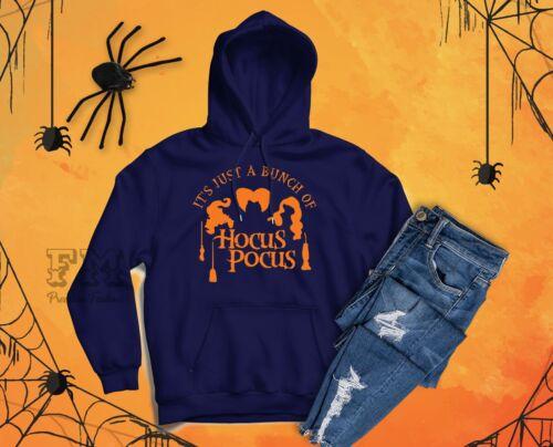 Unisexe Halloween Hocus Pocus Sweat à Capuche Pull costume halloween cadeaux de Noël UK