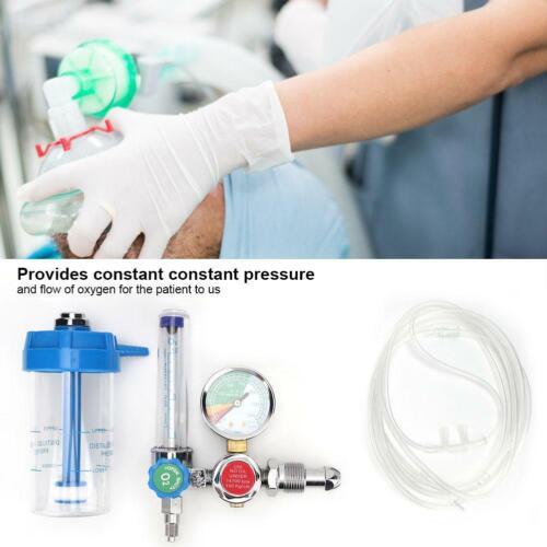 WX-YQ-04 Medical Oxygen Machine Oxygen Inhaler Outlet Male Thread G5//8-14 CGA540