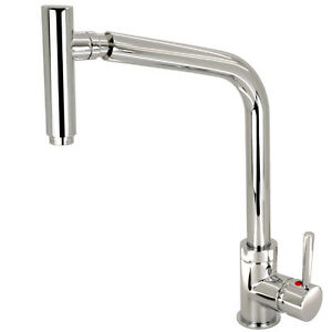 Wasserhahn für Küche Mischbatterie Spüle Küchenarmatur Spültisch ...
