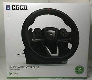 NEW OPEN BOX Hori AB04-001U Racing Wheel Overdrive for Xbox Series X|S $150