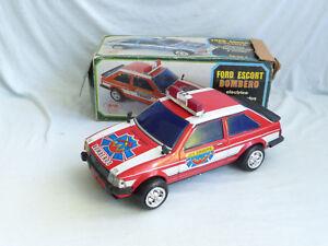 Clever Ege Ford Escort Mk3 Xr3i Blech Auto 80s Vintage Tin Toy In Box Made In Spain Krankheiten Zu Verhindern Und Zu Heilen Gefertigt Nach 1970 Antiquitäten & Kunst