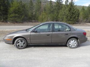 2001 Saturn SL1 Sedan Auto