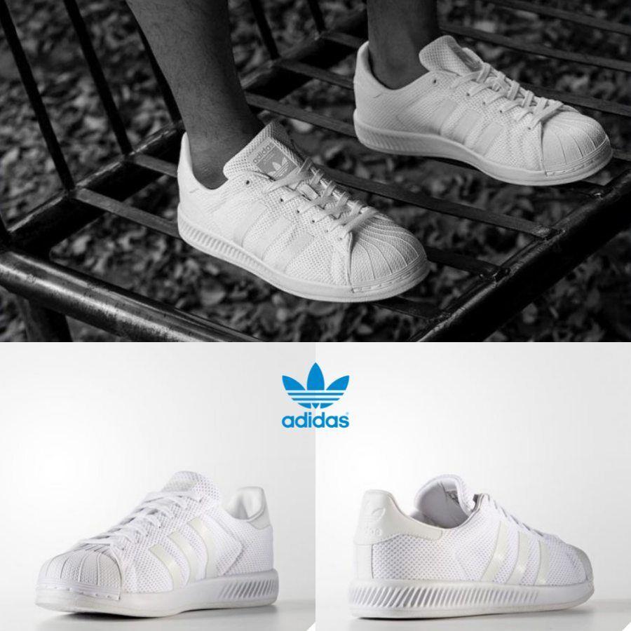 Adidas originals superstar springen schuhe sportlich läuft weiße s82236 sz 4–13