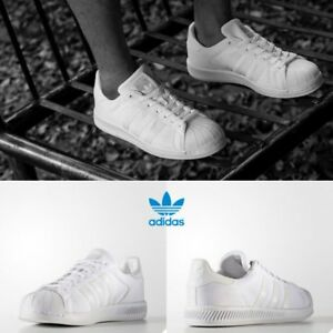 Details about Adidas Originals Superstar Bounce Shoes Athletic Running White S82236 SZ 4 13