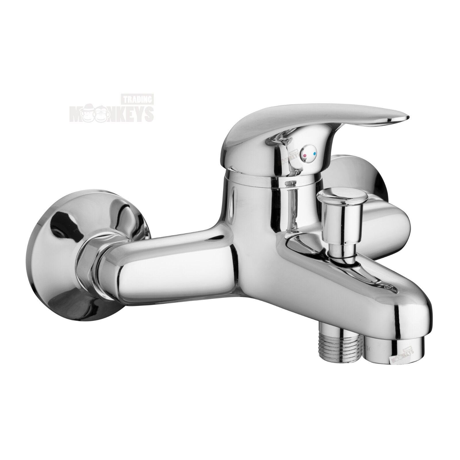 Bad Badewanne Armatur Einhebel Wanne Mischbatterie Wannenfüllarmatur Badarmatur