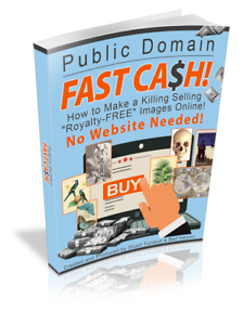 Public Domain Fast Ca H How To Make Money Selling Free Content On Etsy Ebay