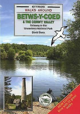 Walks Around Betws-y-Coed and the Conwy Valley by Berry, David, NEW Book, FREE &
