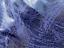 thumbnail 3 - lambskin sheepskin leather hide skin Buttersoft Dark Blue Purple Sprays Print