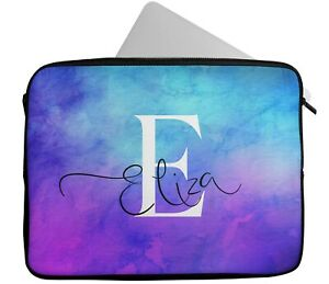 Details about Personalised Any Name Laptop Case Sleeve Tablet Bag  Chromebook Gift 2