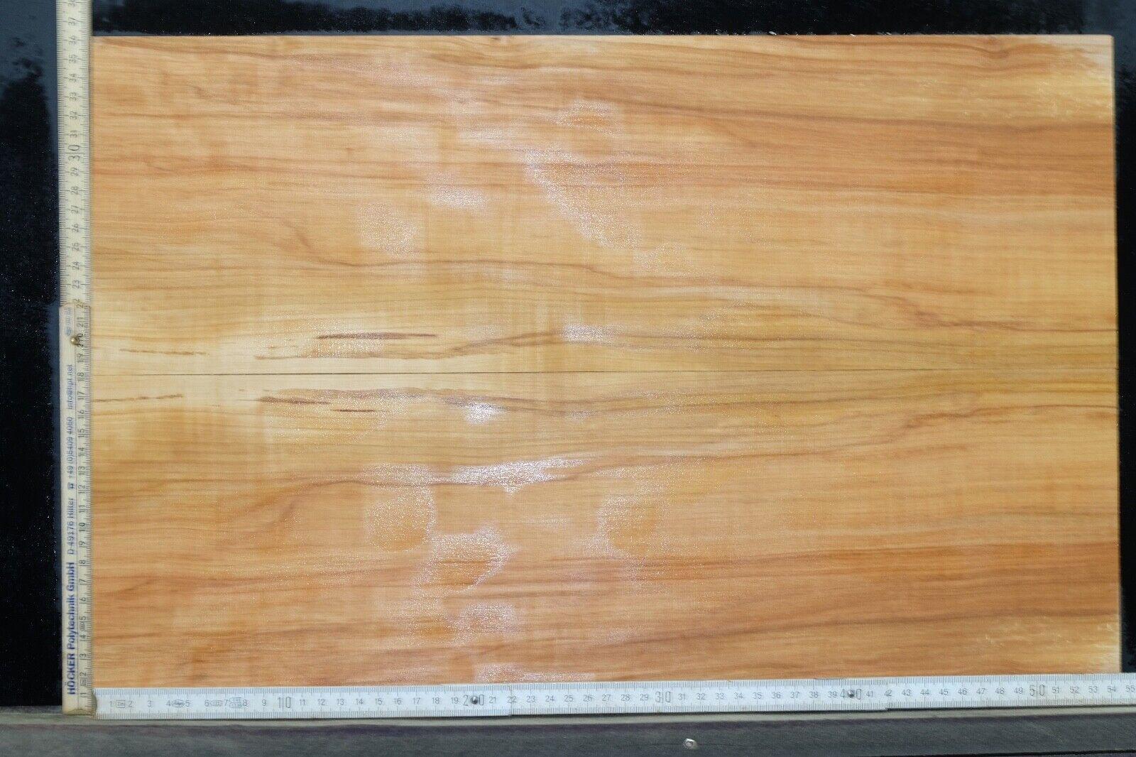 Tonewood Apfel 5,8 mm Aufleimer Figurot Topset Guitar Luthier Tonholz Droptop 23