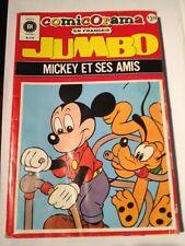 Comicorama Jumbo # 270 Mickey Et Ses Amis Edition Heritage