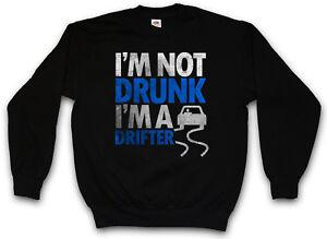Absturz ubriaco Alkohol University Un Party non Drofter sono Hangover Io pullover 87CfEqSw