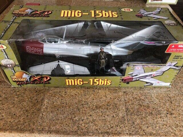 1 18 skala Ultimate Soldier Extreme Detail Mig-15bis,Korean War NIB