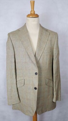 50 Gibson 40r Blazer Breasted Style Double Mens Tweed Uk Q174 Eu vnwqxBSRdB