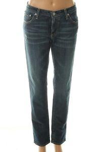 Størrelse 31 5 Distressed Goldschmied Jeans Rise Adriano Nwt Denim Pocket Ankel Low Aw6ETzqE