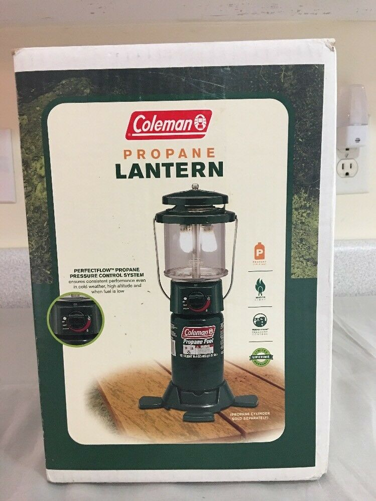 Outdoor Propane Lantern Portable Night Lighting Camping  Lamp Light Patio Fishing  100% price guarantee