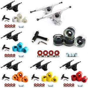 Skateboard-Roues-Elastique-Long-Board-Cruiser-Accessoires-Sports-Hobbies-17-8cm