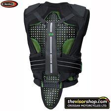 "Held ""KELTOR"" SAS-TEC Motorcycle Race BACK & CHEST Protector VEST (X-LARGE)"